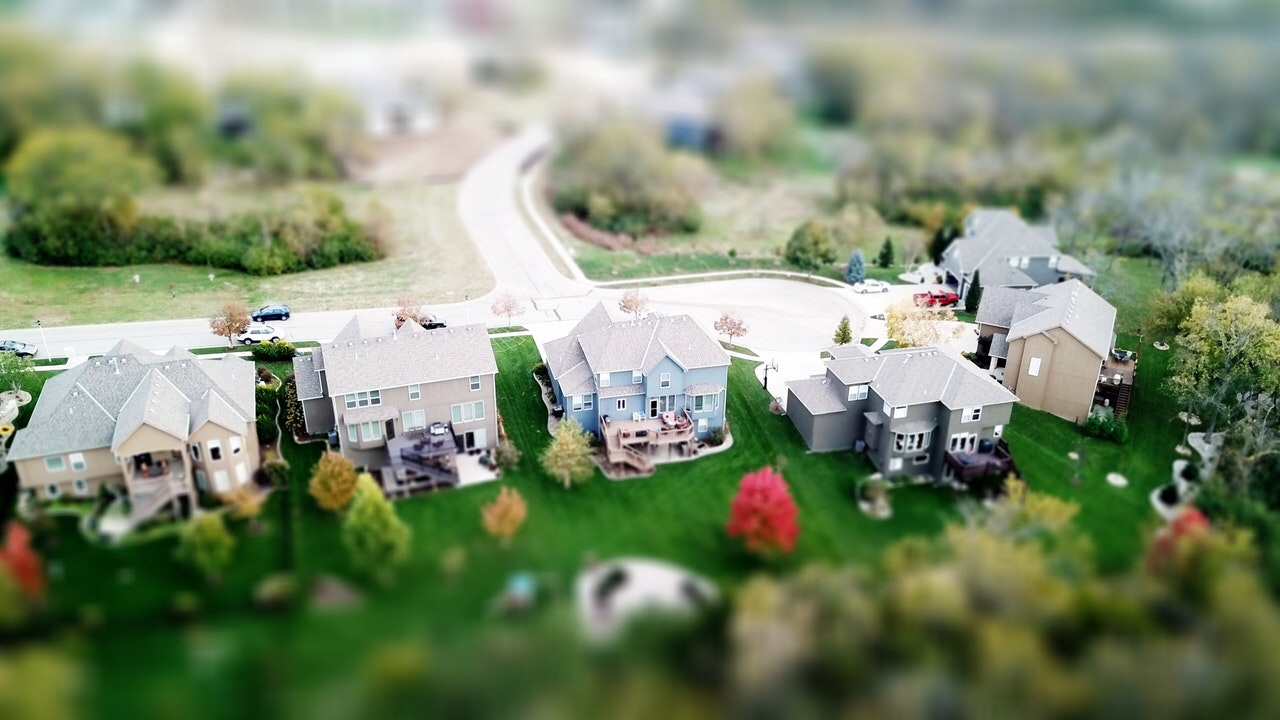 Houses and real estate