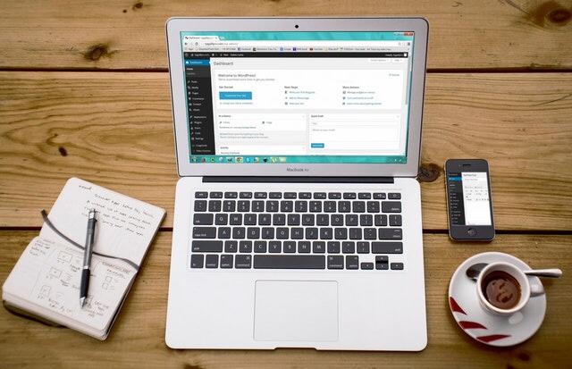 Starting a blog on WordPress